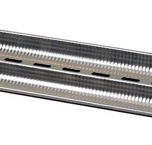 French Bread Pan, 2 Channels, 2 3/8