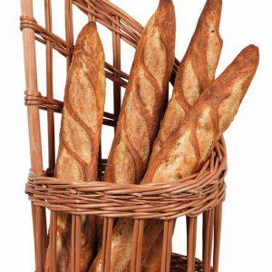 Matfer Bourgeat Wicker Basket for Bread