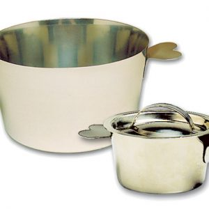 Stainless Steel Charlotte Mold