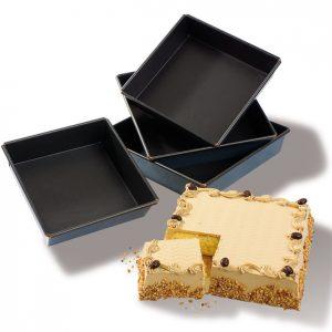 Exopan® Non-Stick Square Cake Pan