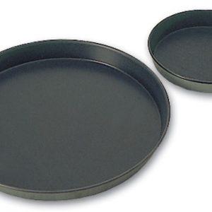 Steel Non-Stick Plain Tart Molds