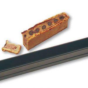 Steel Non-Stick Mini Pate Mold 19 3/4