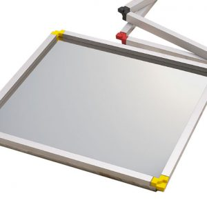Special Stacking Frame for Guitars 13 3/4 X 13 3/4                             (Includes 1 Sheet and 1 Yellow Frame))