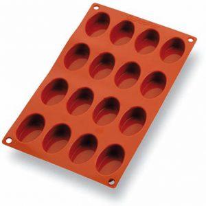 Gastroflex® Oval Petit Four Mold