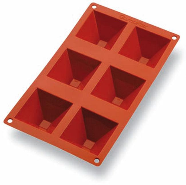 Gastroflex 174 Pyramid Mold Matfer Usa Kitchen Utensils
