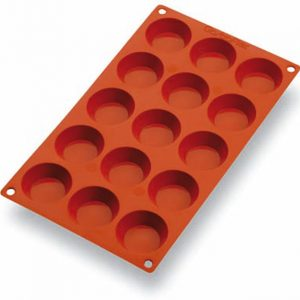 Matfer Bourgeat Gastroflex® Mini Tartlet Mold, 2