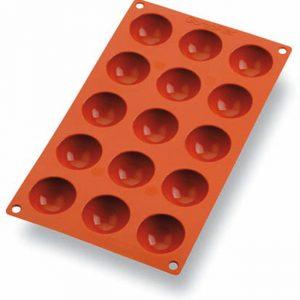 Matfer Bourgeat Gastroflex® Mini Half Sphere Mold