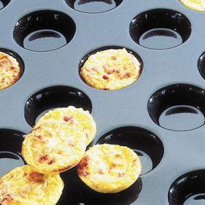 Flexipan® Mini Quiche Tartlets Mold
