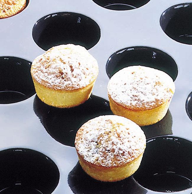 Flexipan 174 Mini Muffin Mold Matfer Usa Kitchen Utensils