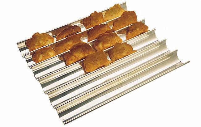Tuiles Stainless Steel Baking Sheet Matfer Usa Kitchen