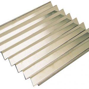 """DENTS DE LOUP""  Stainless Steel Baking Sheet 11"
