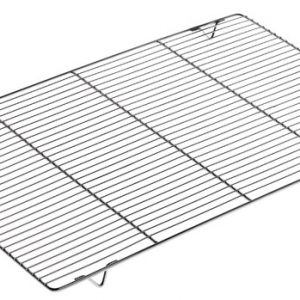 """Stainless Steel Wire Grid with Feet 23 2/3"""" x 15 3/4"""""""
