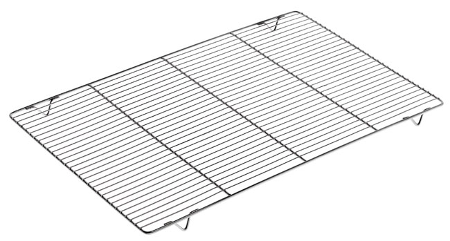 STAINLESS STEEL WIRE GRID WITH FEET | Matfer USA kitchen utensils