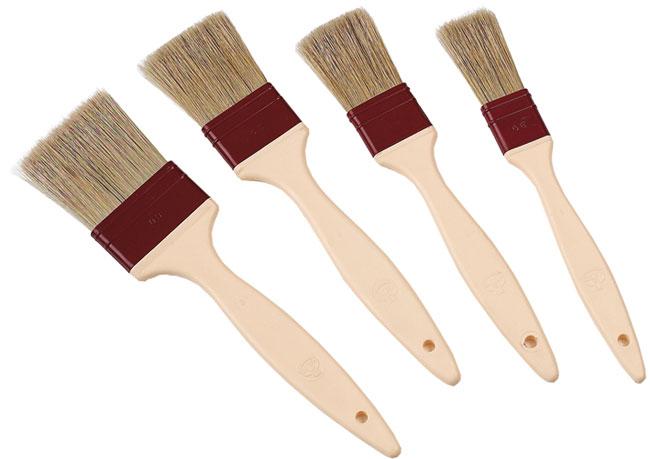 Flat Pastry Brush Matfer Usa Kitchen Utensils