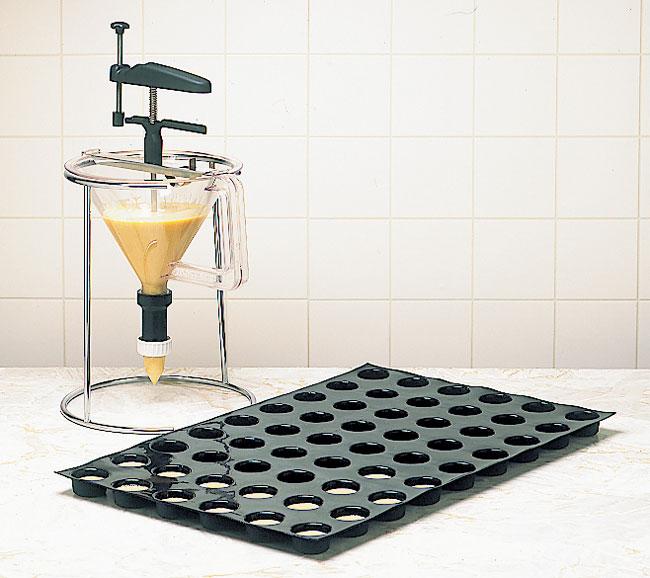 Portion Control Funnel Matfer Usa Kitchen Utensils