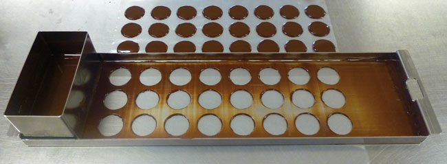Kits For Making Chocolate Tuiles And Discs Matfer Usa