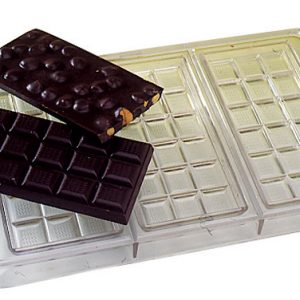 POLYCARBONATE CHOCOLATE TABLETS MOLD