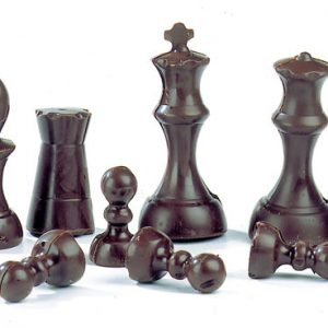 POLYCARBONATE CHESS PIECES MOLD