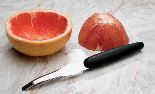 Exoglass 174 Grapefruit Knife Matfer Usa Kitchen Utensils