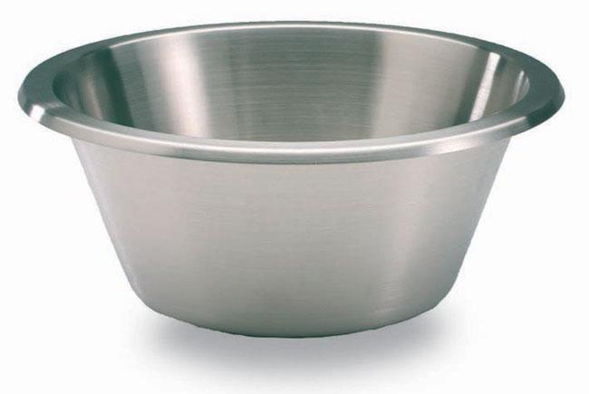 Flat Bottom Mixing Bowl Matfer Usa Kitchen Utensils