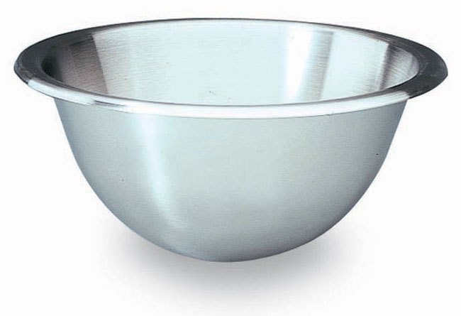 Hemispherical Bottom Mixing Bowl Matfer Usa Kitchen Utensils