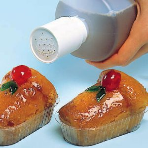 BOTTLE FOR RUM SPRAYING ON BABA CAKES