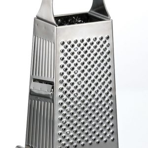 FOUR-SIDED MANUAL GRATER