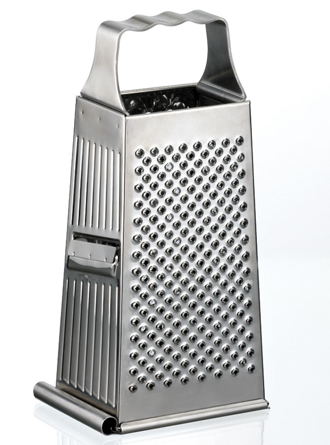 Four Sided Manual Grater Matfer Usa Kitchen Utensils