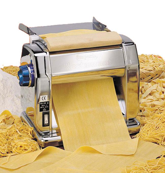 electric pasta machine imperia matfer usa kitchen utensils. Black Bedroom Furniture Sets. Home Design Ideas