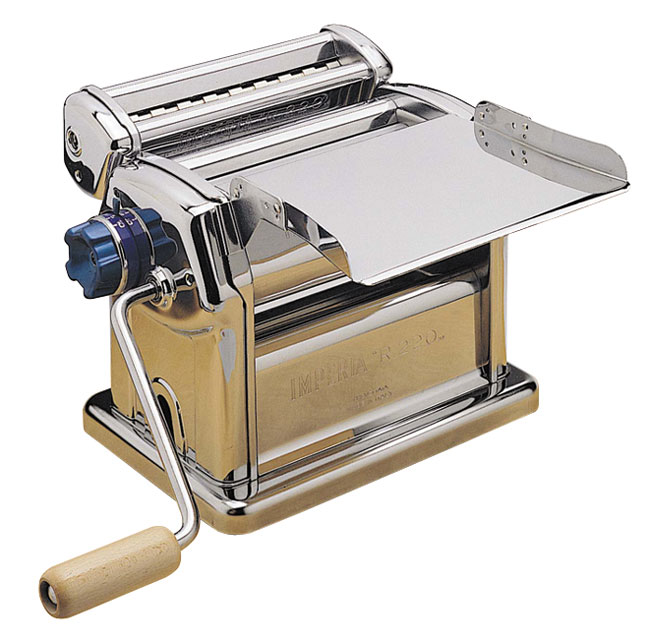 Manual Pasta Machine Imperia R220 Matfer Usa Kitchen