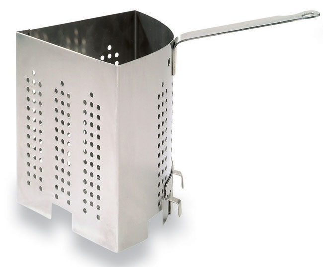 Triangle Pasta Cooker Strainer Matfer Usa Kitchen Utensils