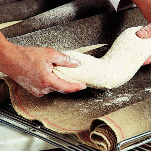 Matfer Bourgeat Dough Fermentation Natural Linen Cloth, 21 7/8 yd