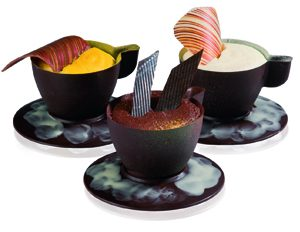POLYCARBONATE 7 EXPRESSO CUPS MOLD