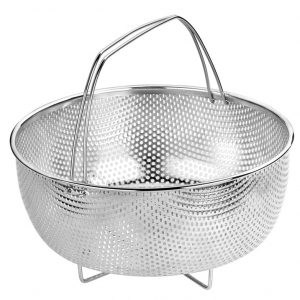 OPTIONAL STEAMER BASKET (spare part for pressure cooker 013206)