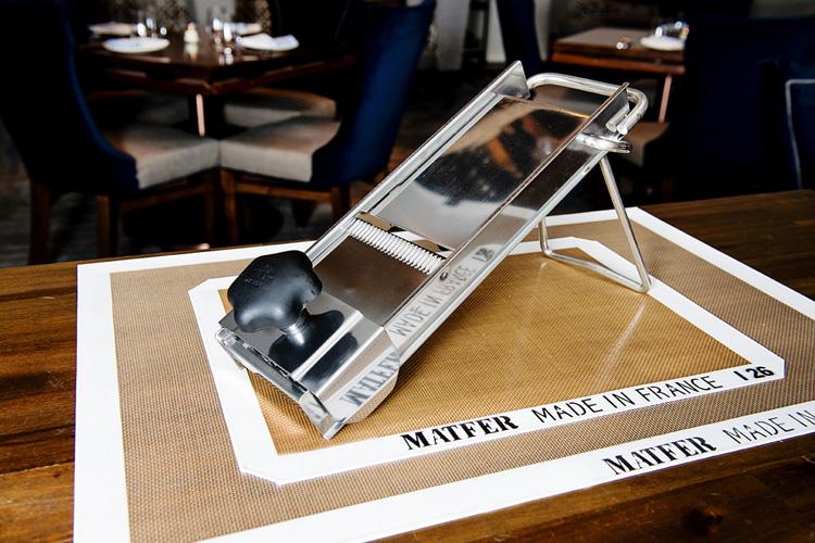 Matfer Stainless Steel Mandoline Matfer Usa Kitchen Utensils