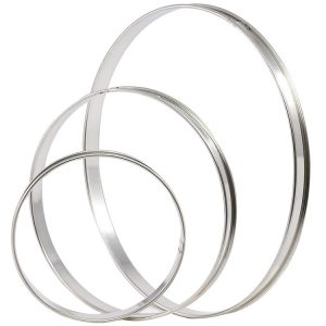 Stainless Steel Tart Ring