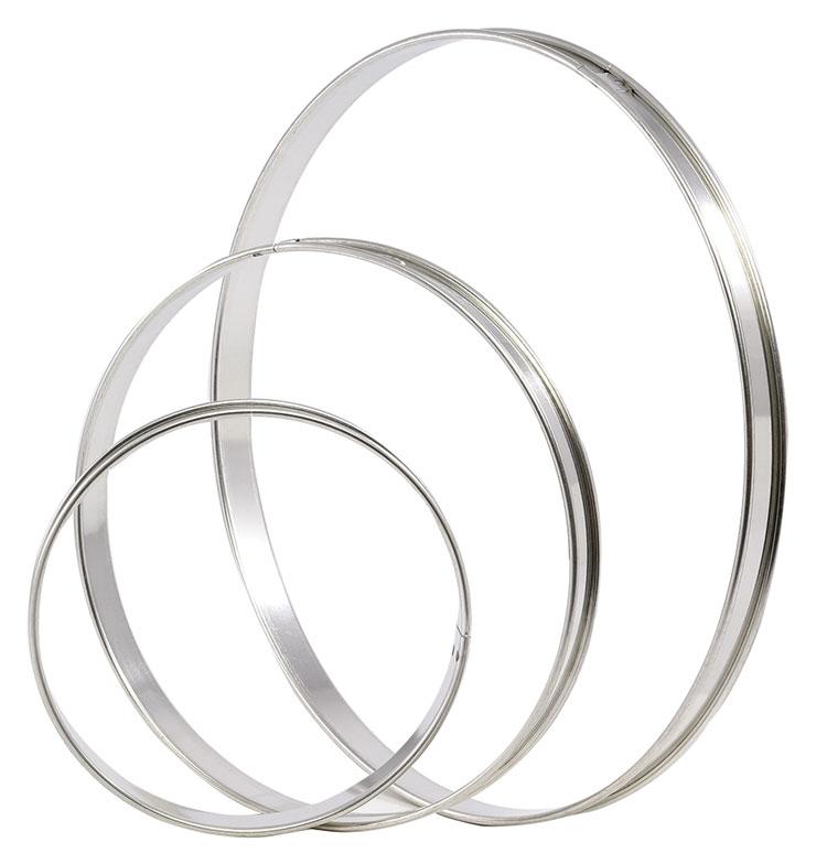 Stainless Steel Tart Ring Matfer Usa Kitchen Utensils