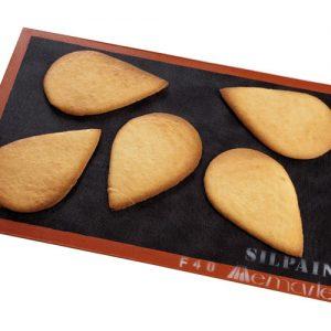 Silpain Non-Stick Bread Baking Sheet