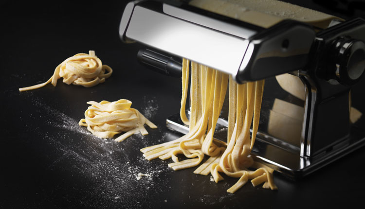 Atlas 150 Manual Pasta Machine Matfer Usa Kitchen Utensils