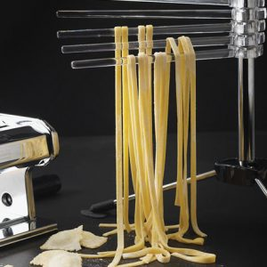 Pasta Drying Rack With 16 Arms