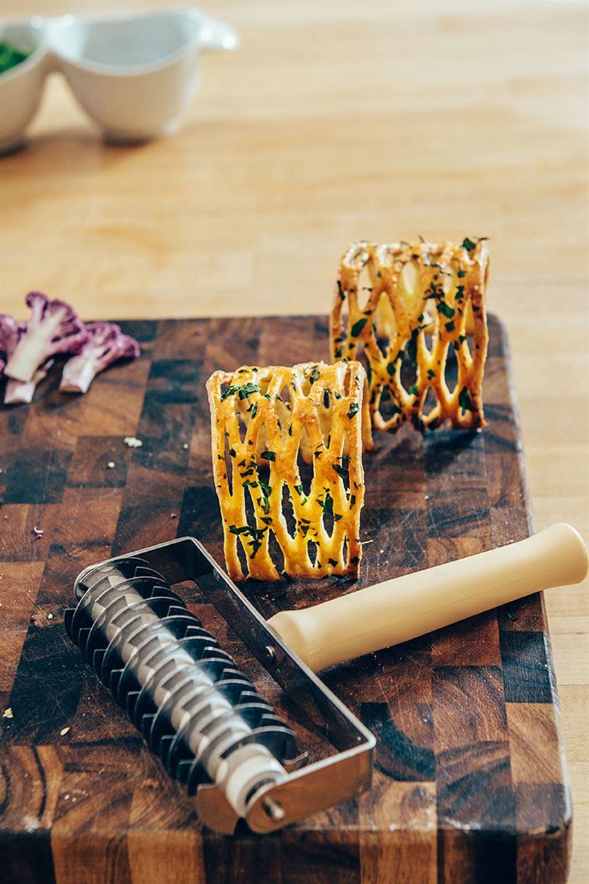 Lattice Pie Cutter Matfer Usa Kitchen Utensils