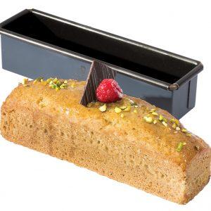 Matfer Bourgeat Exopan® Steel Mini  Bread Mold/Loaf Pan, Nonstick, 7 1/2