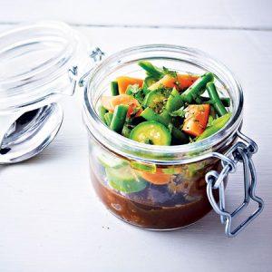 Mini Appetizer/Jam Jar