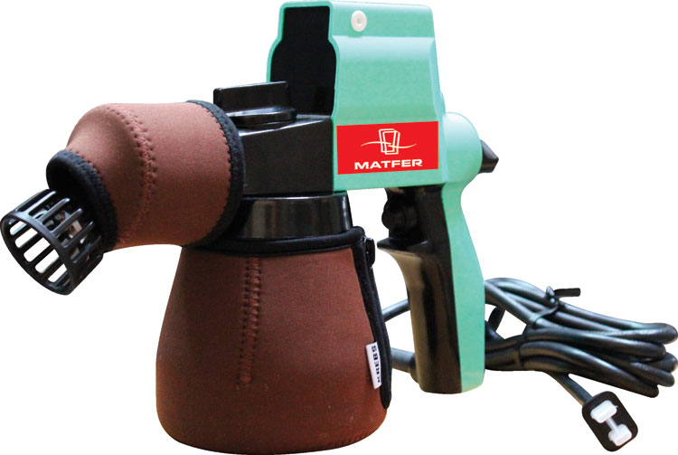 Chocolate Spray Gun Matfer Usa Kitchen Utensils