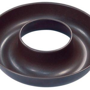 Exopan® Steel Non-Stick Open Savarin Mold