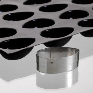 Egg Shape Cutter (for Flexipan mold 336190) 4