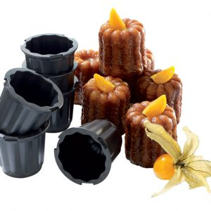 Exoglass® Replacement Cannele Molds