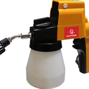 Oil Spray Gun