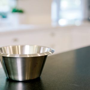 Flat Bottom Stainless Steel Mixing Bowl