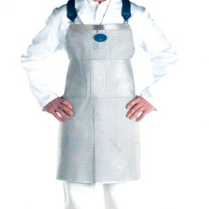 STAINLESS STEEL SAFETY APRON